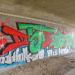 graffiti berkummerbrug