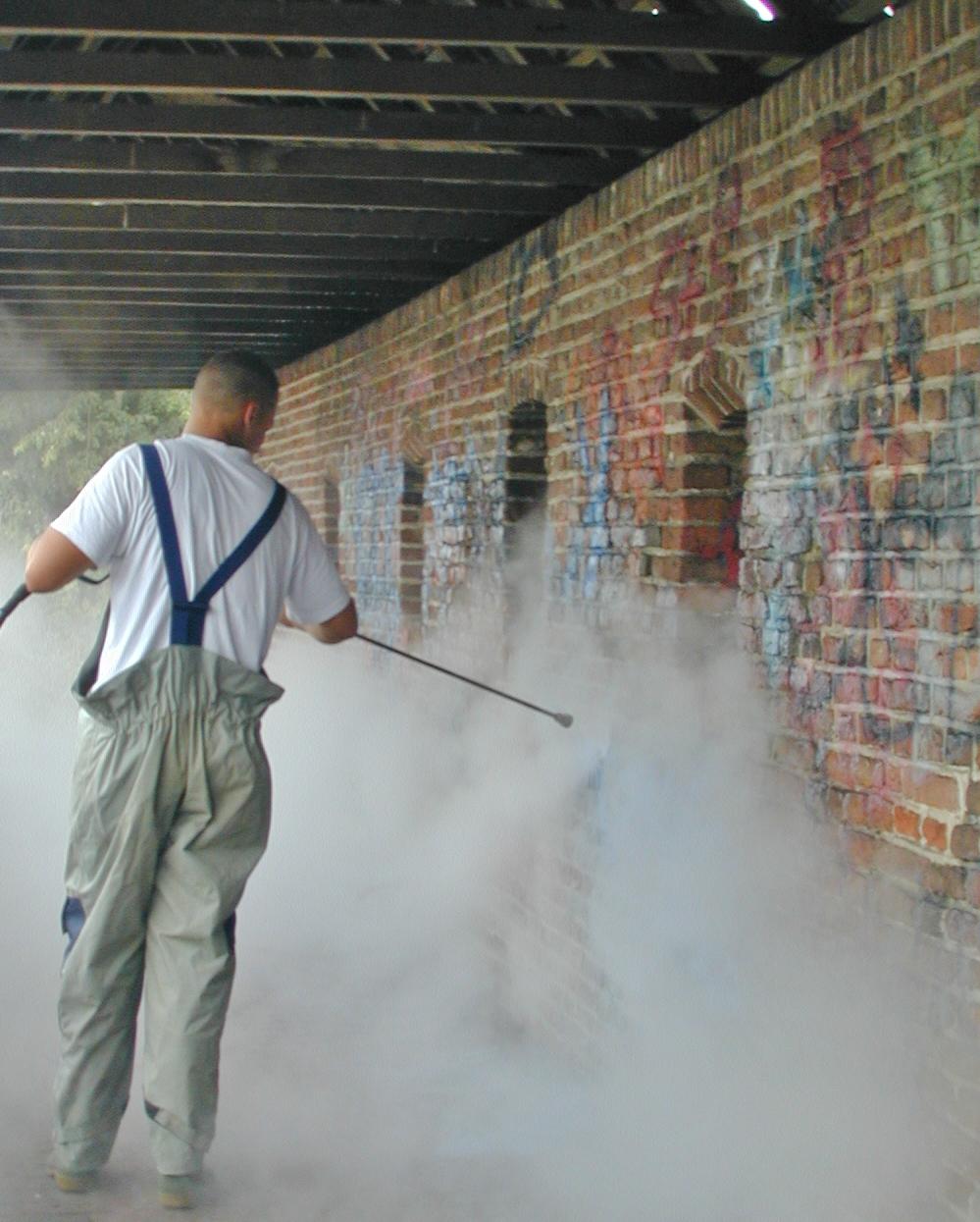 graffiti stadsmuur waterkracht 1
